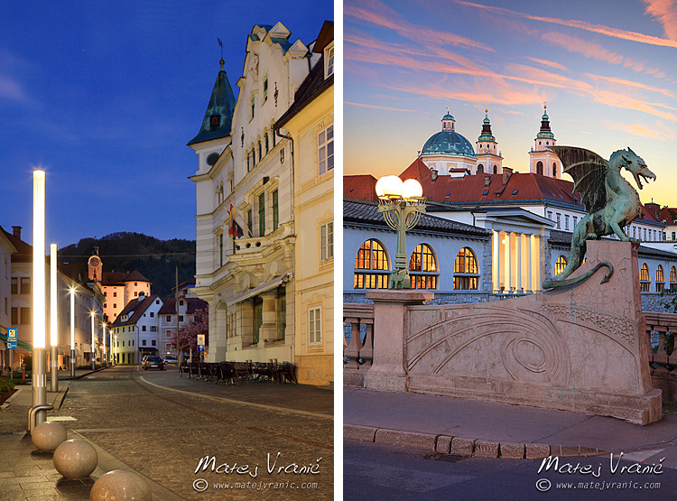 Idrija / Ljubljana