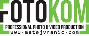 FOTOKOM - logo - black