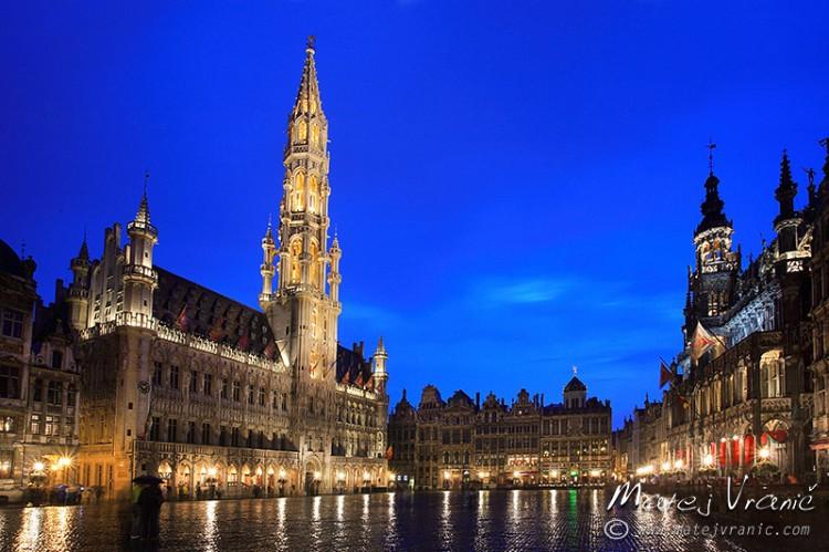 BRUSELJ - Belgija