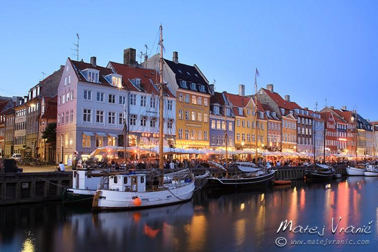 København - Danska