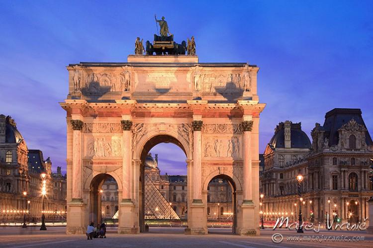 PARIZ - Francija