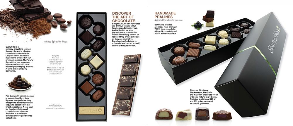 berryshka chocolates