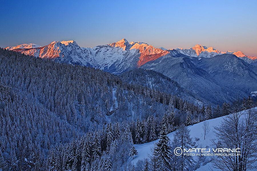 Veriga Kamniško - Savinjskih Alp