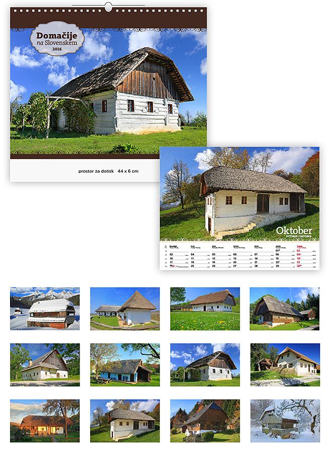 Domačije na Slovenskem