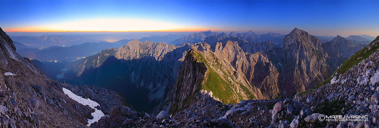 3 panoramski pogled proti vzhodu