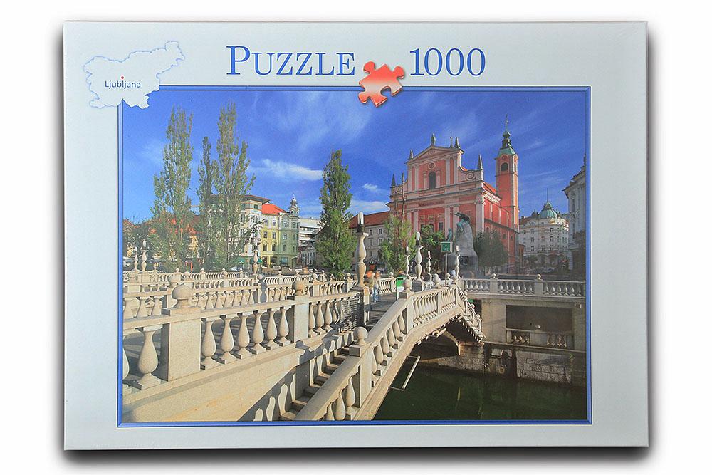 puzzle - ljubljana