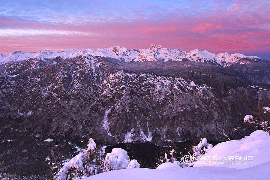 veriga julijskih alp