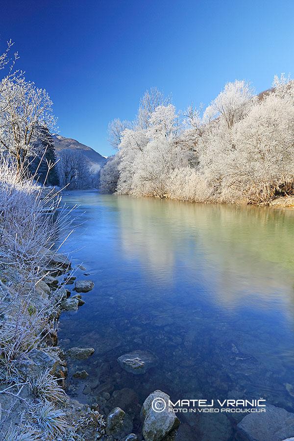 Reka Sava Bohinjka