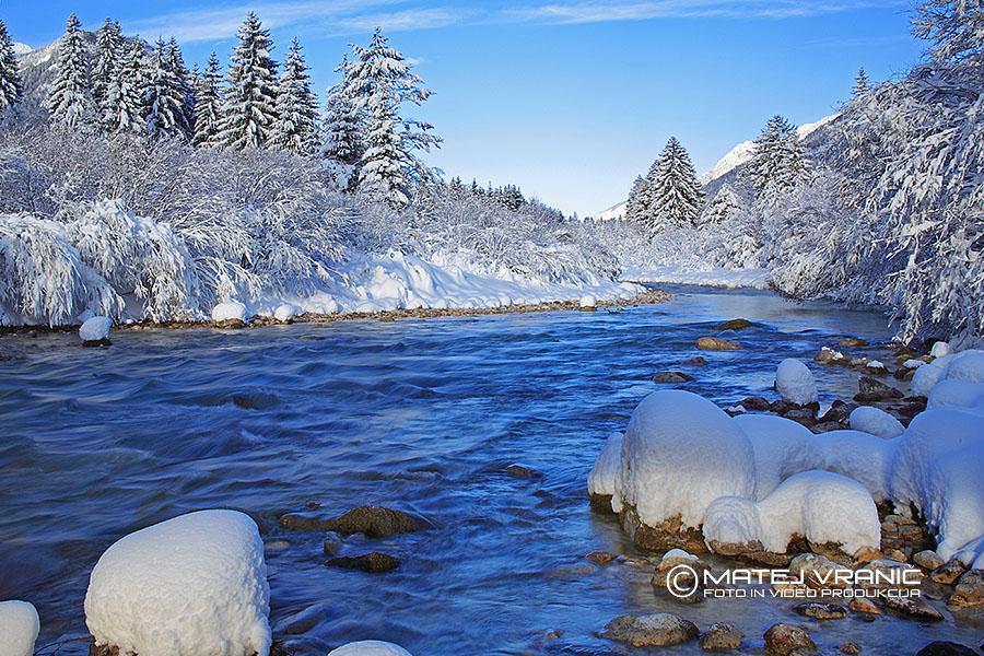 Reka Sava Dolinka