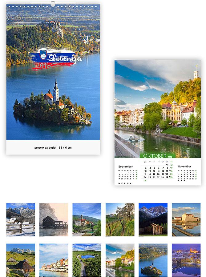 10 Koledarji 2016 - EUROGRAF- slovenija