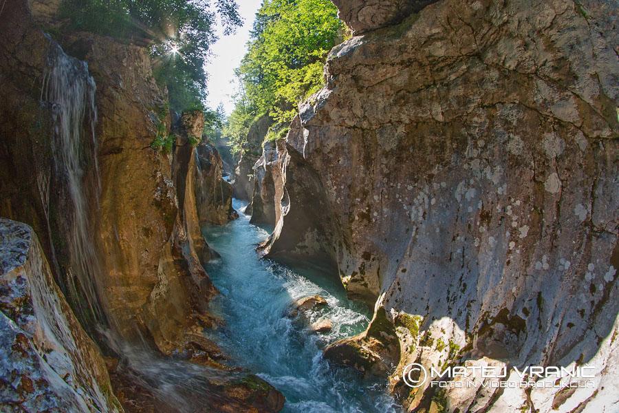Velika korita reke Soče